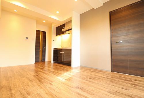 全館デザイナーズマンションで洗練された空間で暮らす