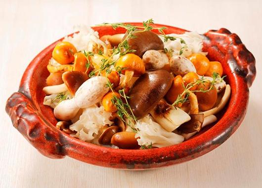 銀炉の土鍋ご飯