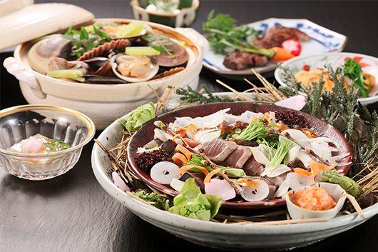 初夏の食材と赤身肉の宴会コース100分飲み放題付きオールコミコミコース