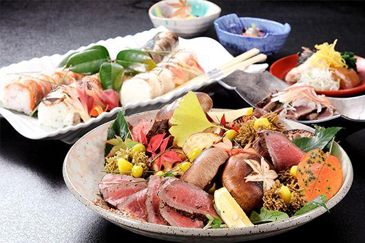 初夏の海鮮と加賀野菜の宴会コース100分飲み放題付きオールコミコミコース