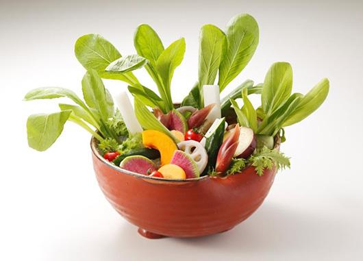 旬のお野菜のバーニャカウダ