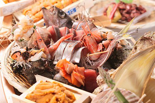 寿司・寿司・寿司のオールコミコミプラン