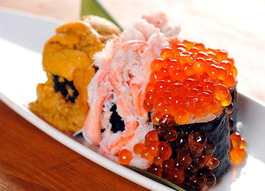 豪快のっけ寿司